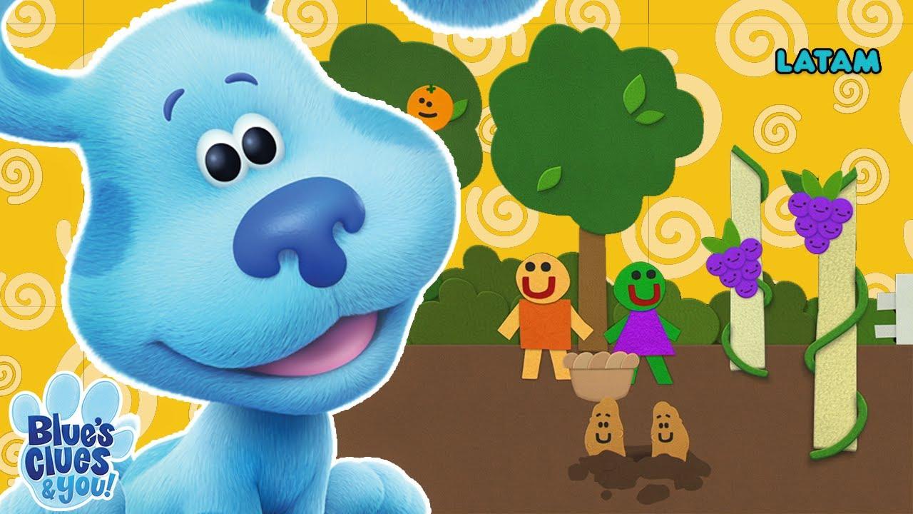 A Blue y a Josh les encanta la comida   Blue's Clues & You!