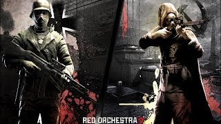 Red Orchestra 2 Gameplay Multiplayer