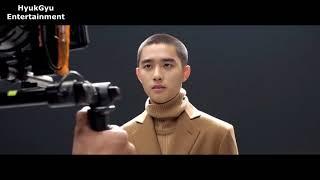Как снимали клип EXO - UNIVERSE  RUSSозвучка