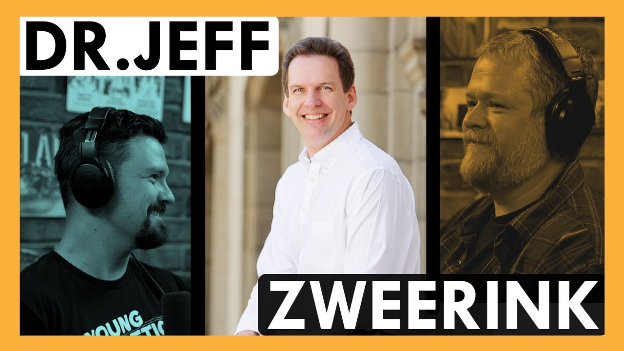 Aliens, Sci-Fi, and Christianity | The Jeff Zweerink Interview