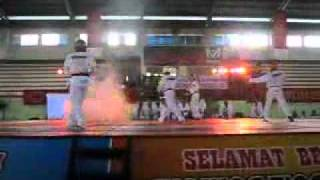 Creative Dance Taekwondo, Indonesian Dragon Taekwondo Demonstration Team