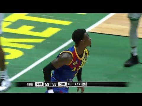 Myck Kabongo Highlights from FIBA AfroBasket 2017