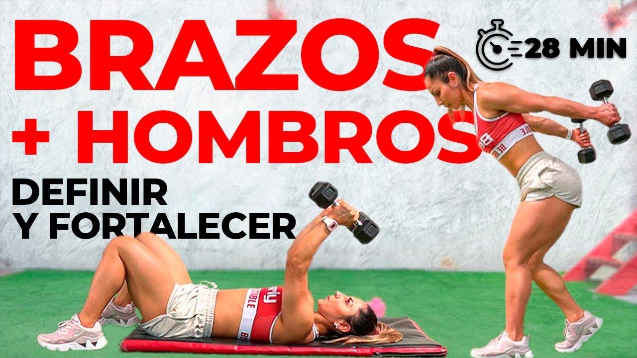 Download BRAZOS FIRMES y HOMBROS DEFINIDOS en CASA - Define y Fortalece