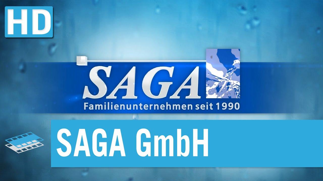 SAGA GmbH | Unternehmensfilm - YouTube
