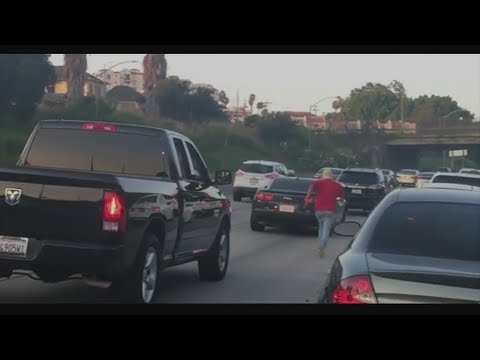SoCal freeways gone wild: Rise in aggressive drivers and road rage