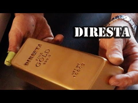 DiResta 72 Gold Brick!