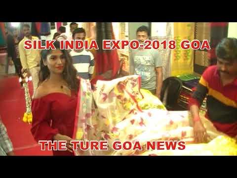 SILK INDIA EXPO-2018 GOA