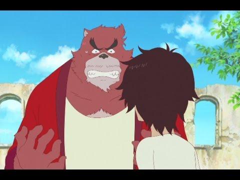 """""""El niño y la bestia"""" (Bakemono no ko) - Trailer en español"""
