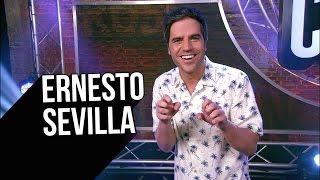"""Ernesto Sevilla: """"Soy el único soltero y para mis amigos soy Satanás""""-El Club de la Comedia"""