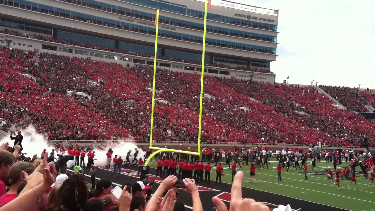 What you need to know for Texas Tech's first 2020 ...