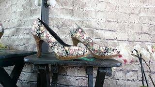 Обзор и продажа Туфли на каблуке Tamaris