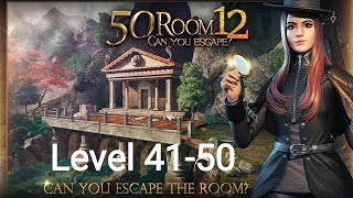 Can You Escape The 100 Room 12 - level 41 42 43 44 45 46 47 48 49 50