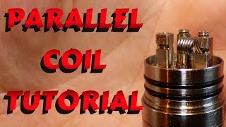 Parallel Coil Build Tutorial - How To