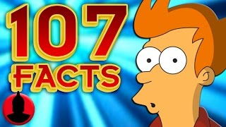 Download 107 Futurama Facts YOU Should Know! - Cartoon Hangover Mp3 and Videos
