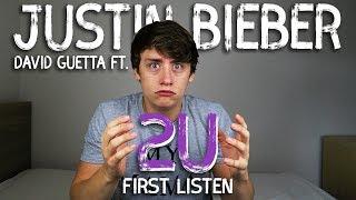Video David Guetta ft. Justin Bieber | 2U (First Listen) download MP3, 3GP, MP4, WEBM, AVI, FLV Maret 2018