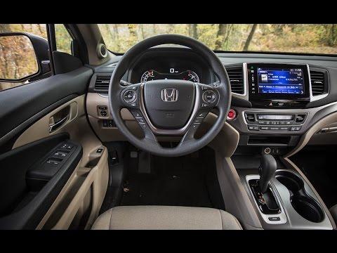 automobile Honda Pilot colors interior accessories