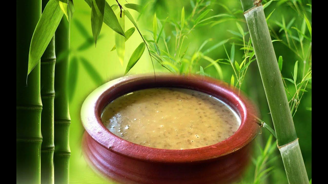 Bamboo Rice - Mulayari payasam - YouTube