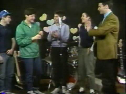 1984  beastie boys & butthole surfers on the scott & gary tv show