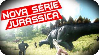 Ark: Survival Evolved (Em Portugues PT-BR) - Nova Série Jurássica