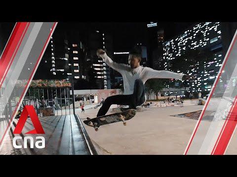 Meet Singapore's SEA Games skateboarders