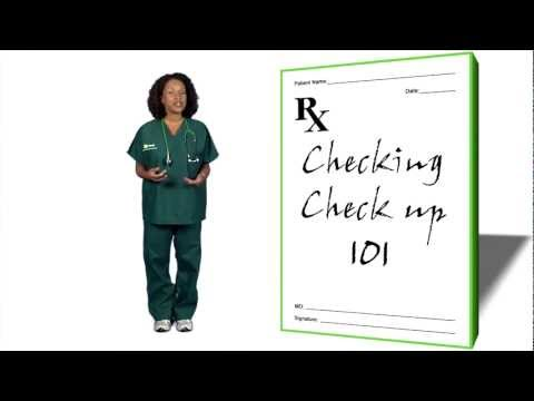 TD Bank -  Checking Check-Up