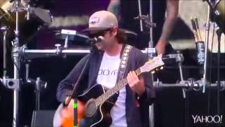 Hollywood Undead Live at Rock In Rio USA - Folsom Prison Blues & Bullet