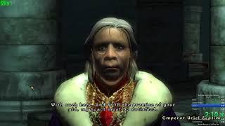 The Elder Scrolls IV: Oblivion Any% Speedrun in 3:26