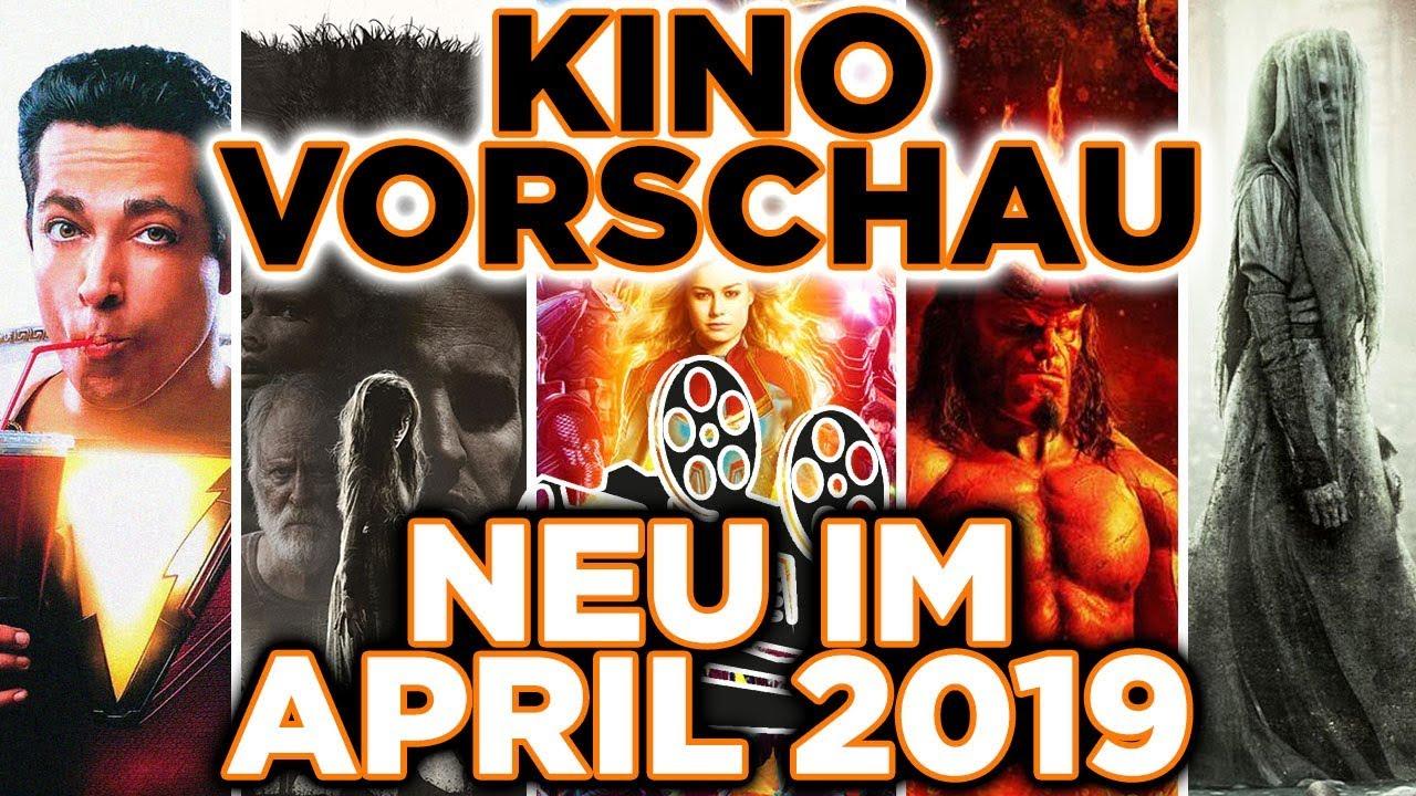 Kinofilme 2019 April