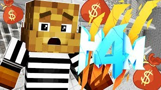 I GOT TROLLED FOR CHEATING - HOW TO MINECRAFT SEASON 4 SMP (H4M) #3
