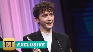 EXCLUSIVE: Troye Sivan Talks Emotional GLAAD Awards Speech and 'Super Personal' New Music