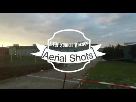 Aerial Video ETH Zurich Hoenggerberg