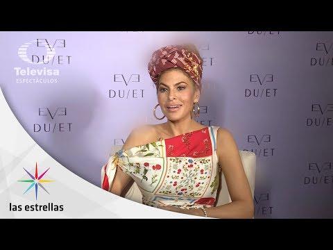 Eva Mendes en México  Las Estrellas