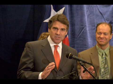 Michael Savage Interviews Texas Gov. Rick Perry on 10th Amendment - Part 1