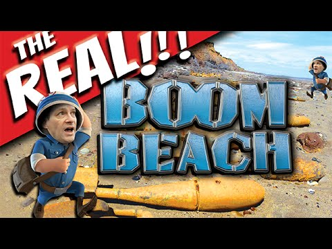 The REAL Boom Beach!