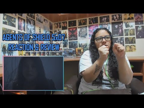 """Marvel's Agents of SHIELD 5x07 REACTION & REVIEW """"Together or not at all"""" S05E07 