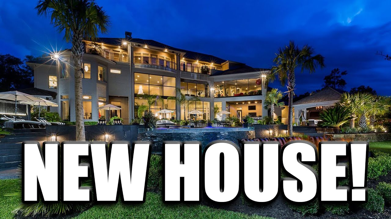 New House Tour!!! Welcome Home Evantubehd!  Viyoutube