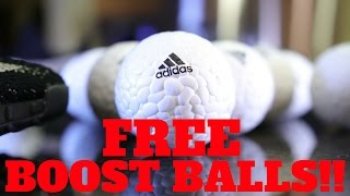 HOW TO GET A FREE BOOST BALL!