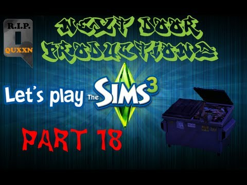 Let's Play The Sims 3 Ep 18 - Se apropie copilul