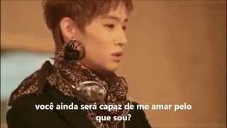 got7 jb when i can t sing pt br