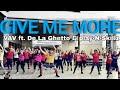Give me more by VAV ft. De La Ghetto & play-N-Skillz | Dance workout | Kingz Krew Rhenz