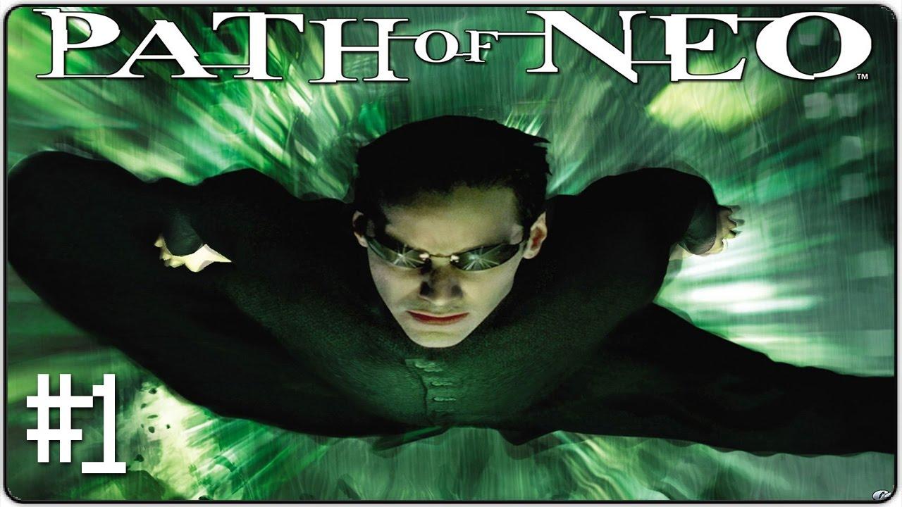 Прохождение matrix path of neo