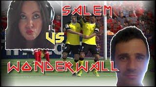 ♥ Salem Vs Wonderwall - Fifa 14 ♥....Nil Pois! ♥