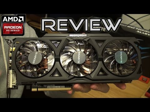 Gigabyte R9 280 Windforce OC - Review and Tests