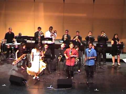 Celia Cruz Bronx High School of Music Latin Band 09