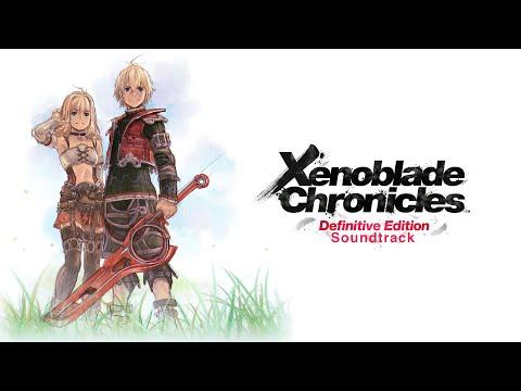 Satorl Marsh (Night) [Remastered] - Xenoblade Chronicles: Definitive Edition OST | ゼノブレイド |