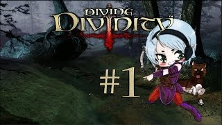 Divine Divinity Let's Play [Gameplay] - Episode 1