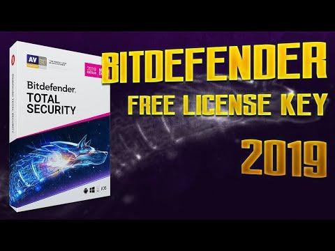 Bitdefender TS 2019 LEGAL ACTIVATION 100% WORKING - APRIL 2019