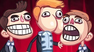 Troll Face Quest TV Shows - ButtHead Tv Show All Levels Walkthrough Gameplay Video