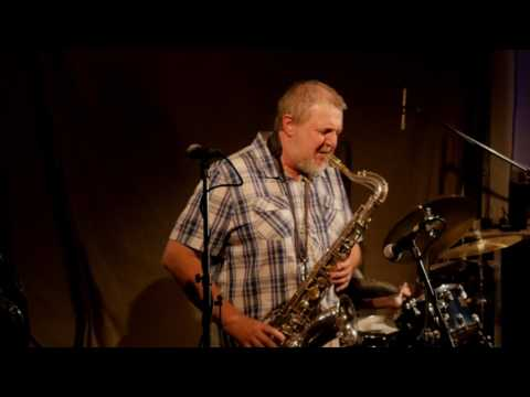 Paul Dunmall's Sunship Quartet at the Colrane Memorial at Cafe Oto