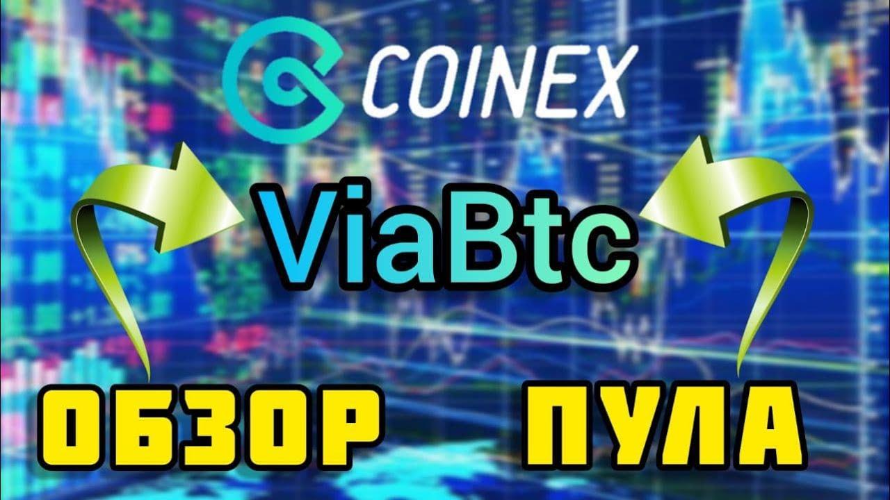 CoinEx & ViaBtc обзор пула
